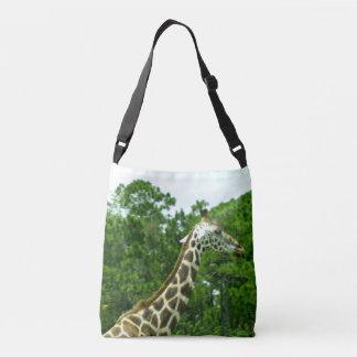 Profile of a Giraffe Tote Bag