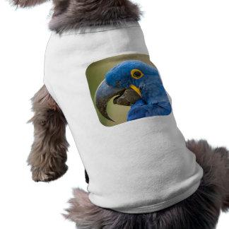Profile of a Hyacinth Macaw T-Shirt