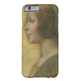 Profile of a Young Fiancee Barely There iPhone 6 Case