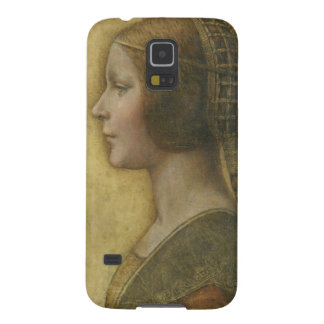 Profile of a Young Fiancee Galaxy S5 Case