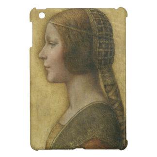 Profile of a Young Fiancee iPad Mini Case