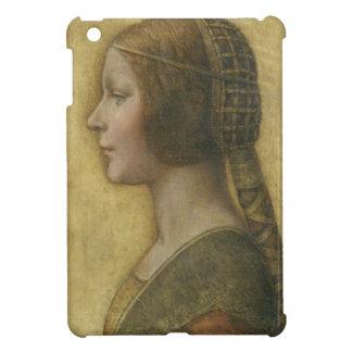 Profile of a Young Fiancee iPad Mini Cover