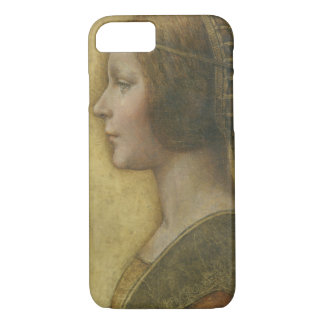 Profile of a Young Fiancee iPhone 8/7 Case