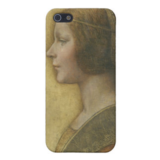 Profile of a Young Fiancee Case For iPhone 5
