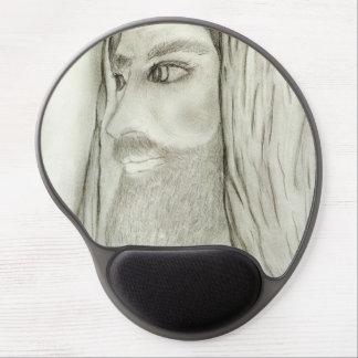 Profile of Jesus Gel Mouse Pad
