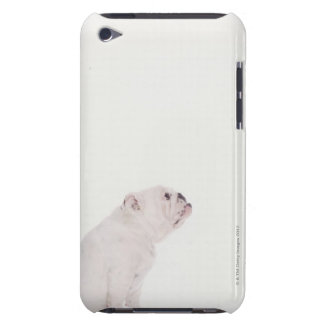 Profile of White Bulldog Barely There iPod Cover