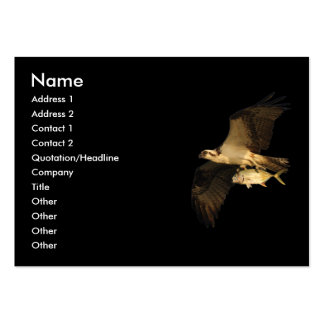 profile or business card, osprey large business cards (Pack of 100)