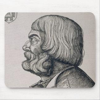 Profile portrait of Albrecht Durer , 1527 Mouse Pad