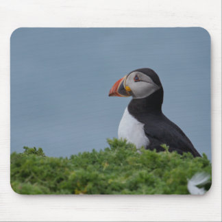 Profile Puffin Mouse Pad