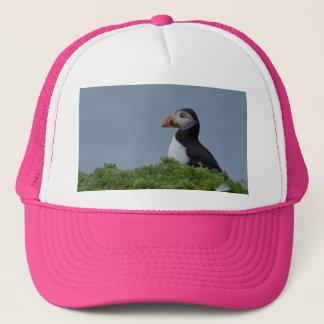 Profile Puffin Trucker Hat
