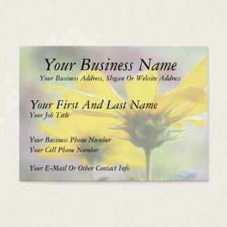 Profile View - Black Eyed Susans Business Card