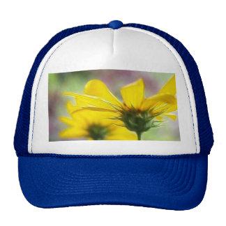Profile View - Black Eyed Susans Trucker Hat