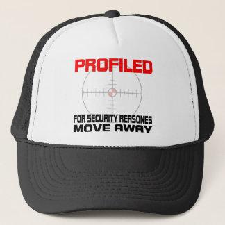PROFILED TRUCKER HAT