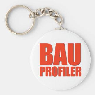 Profiler de BAU Llavero Redondo Tipo Pin