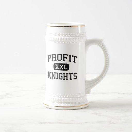 Profit - Knights - High School - Victoria Texas Coffee Mugs