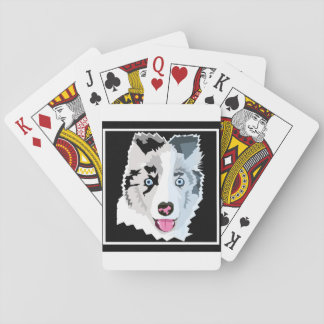 Profit the Pup Playing Cards