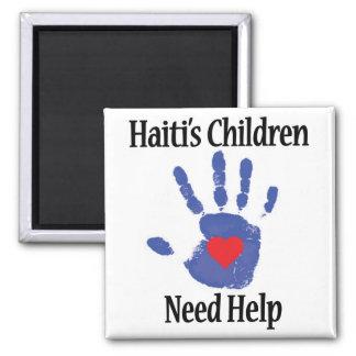 Profit to - Haiti's Children Need Help Fridge Magnets