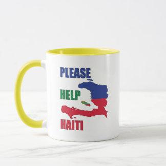 Profit to - Please Help Haiti Mug