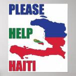 Profits to - Please help Haiti Print