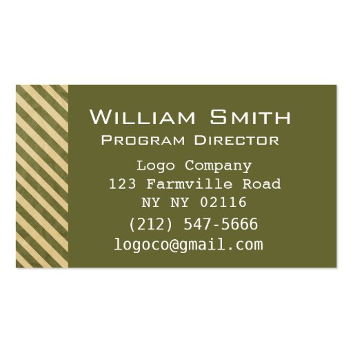 profressional  Business Cards