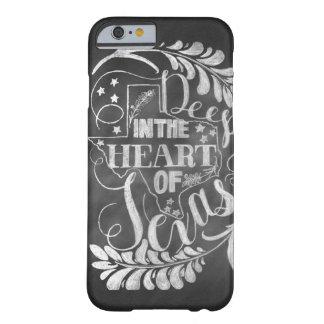 Profundamente en el corazón de Tejas Funda Barely There iPhone 6