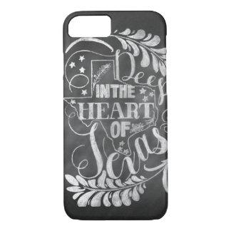 Profundamente en el corazón de Tejas Funda iPhone 7