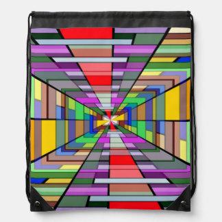 Profundidad abstracta mochila