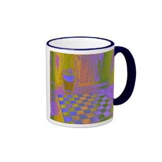 profundidad de la carga taza de café