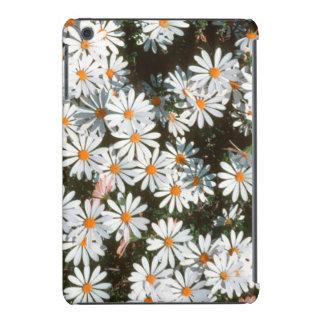 Profusión de las tarimas blancas (Asteraceae) Funda De iPad Mini