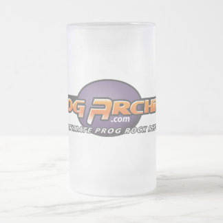 Progarchives.com Official Frosted Mug