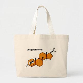 Progesterone Tote Bag
