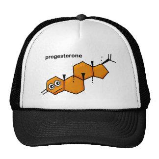 Progesterone Trucker Hat