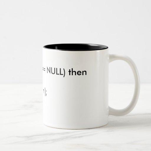 Program Code Mug