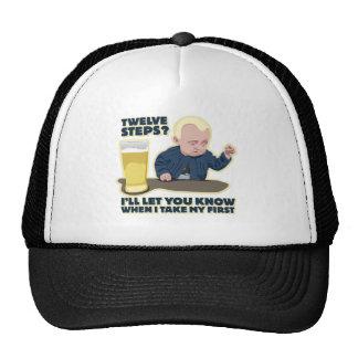 ¿Programa borracho del paso del bebé 12? Gorros