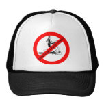 Programa de la protección de la aptitud gorras de camionero