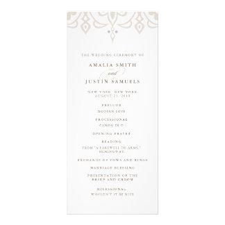 Programa el | Greige de lino del boda de Marrakesh Lonas Publicitarias