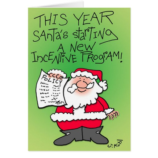 Programa incentivo tarjeton