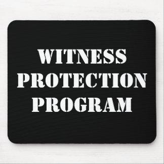 PROGRAMA MOUSEPAD DE LA PROTECCIÓN DEL TESTIGO