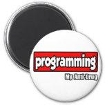 Programación… de mi antinarcótico iman