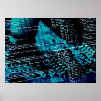 Programación informática póster