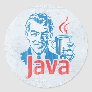 Programador de Java Etiqueta
