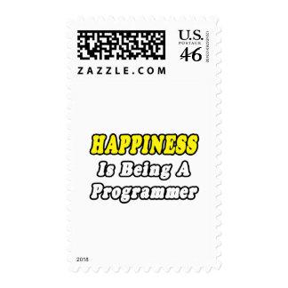 Programador de la felicidad…