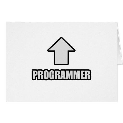 Programador de la flecha tarjetas