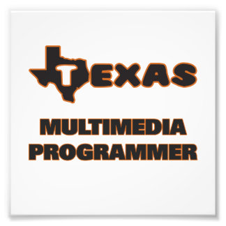 Programador de las multimedias de Tejas Fotografía