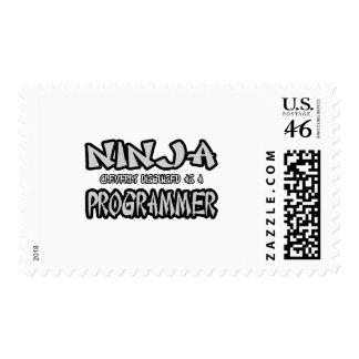 Programador de Ninja…