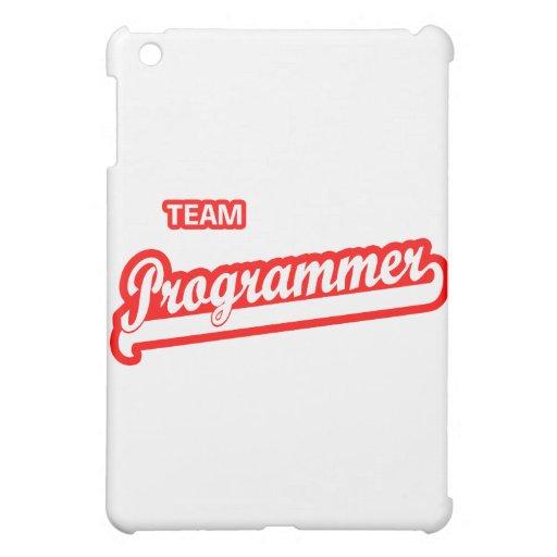 Programador del equipo