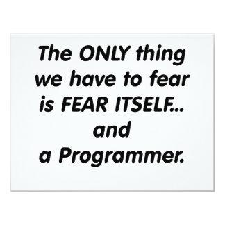 programador del miedo comunicado