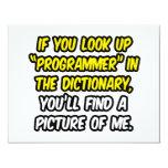 Programador en diccionario… mi imagen comunicados