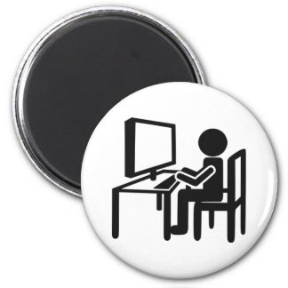 Programador Imán Redondo 5 Cm