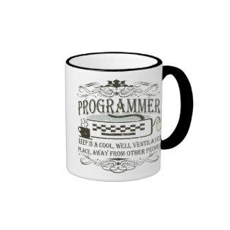 Programador Tazas De Café